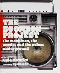 from the book The Boombox Project