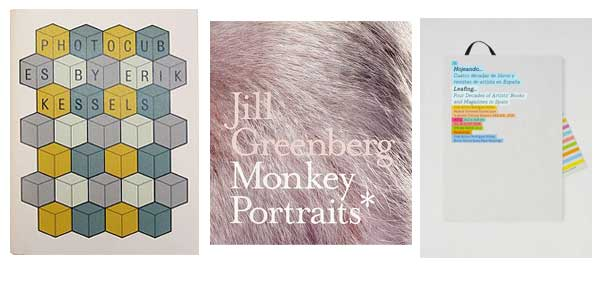 © Photo Cubes, Monkey Portraits & Leafing.... Four Decades of Artists' Books and Magazines in Spain