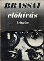 Brassaï: Elohivas (Letters to My Parents' ) in Scarce Dust Jacket!
