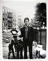 Robert Frank: Tompkins Square (Tom Waits), 1986