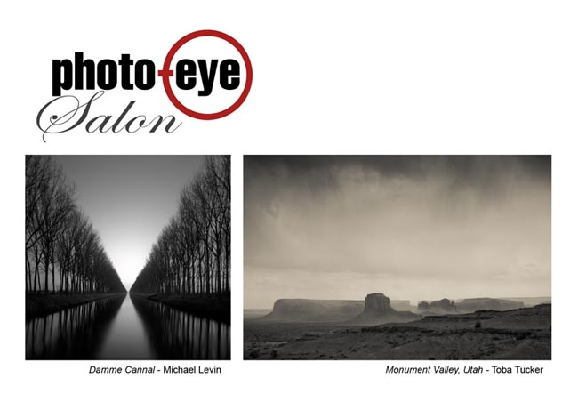 from left to right: Michael Levin and Toba Tucker