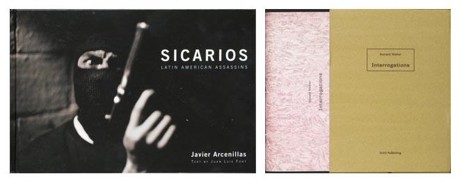 from Left to right: Sicarios & Interrogations