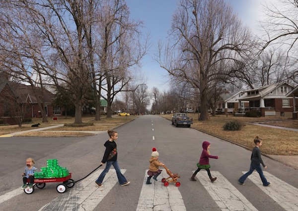 Julie Blackmon, Thin Mints
