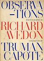 On the Block: Avedon's Landmark First Book, Observations.