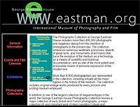 IMP Eastman House Archive Online Soon