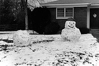 David Lynch: Snowmen