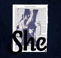 Wallace & Richard Prin Berman: She