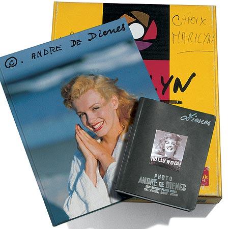 André De Dienes: Marilyn