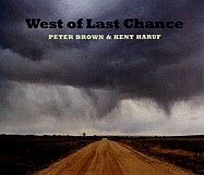 Peter Brown: West of Last Chance