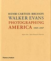 Henri  & Walker Cartier-Bresson: Photograph America