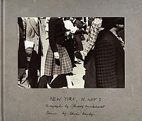 Rudy Burkhardt: New York, N. Why?