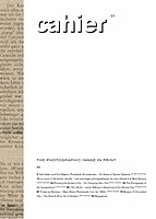 Steven Humblet: Cahier #01
