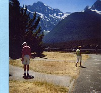 Bobby Abrahamson: North Cascades Walkabout