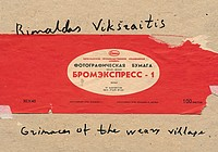 Rimaldis Viksraitis: <em>Grimaces of the Weary Village</em>