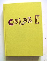 Morten Andersen: Color F