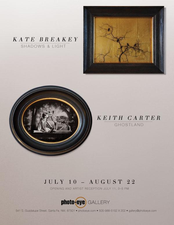 Kate Breakey & Keith Carter