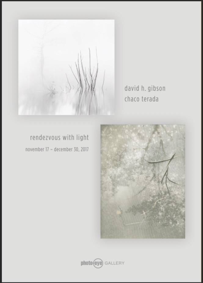 David H. Gibson and Chaco Terada: Rendezvous with Light
