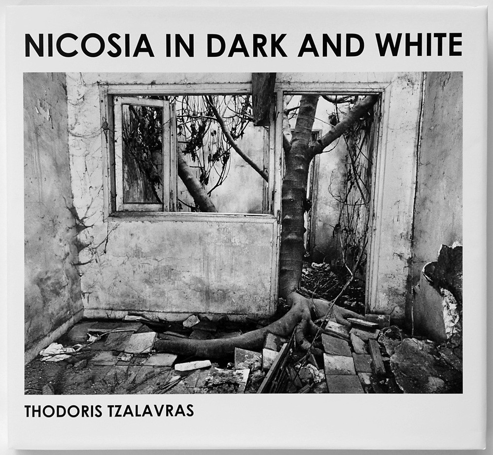 Nicosia in Dark and White