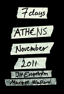 7 Days Athens November 2011